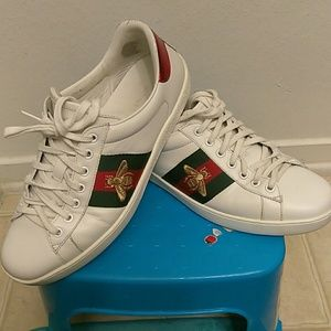 Gucci Bee 🐝 Shoes